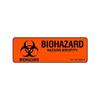 Shamrock Biohazard Warning Label (SBH-4) MON 40001100