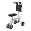 Essential Knee and Leg Folding Walker Adjustable Height Free Spirit® Aluminum 400 Lbs MON40003800