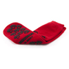 slippers: McKesson - Slipper Socks Adult X-Large Red Above the Ankle