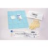 MTG Intermittent Catheter Kit MTG EZ-Advancer Mini-Pak Firm Straight Tip 14 Fr. Without Balloon Silicone (42114) MON 40241901