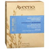 Johnson & Johnson Bath Additive Aveeno® 1.5 oz. Individual Packet Powder Unscented MON 40371700