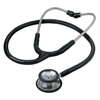 Briggs Healthcare Binaural Stethoscope Signature® Black 22 Inch L Dual Head MON 40402500
