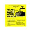 Mabis Healthcare Sign Wash Your Hands 10EA/PK MON 40693200