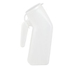 Medegen Medical Products LLC Male Urinal, Polyethylene, Translucent, MON 40802900