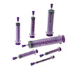 Needles Syringes Nonhypodermic Needles Syringes: Medtronic - Monoject™ 10 mL Oral Dispenser Syringe, Purple