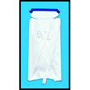 Cardinal Health Ice Bag General Purpose 6-1/2 X 14 Inch 3 Layers Reusable, 25EA/BS 2BX/CS IND 5511400300-CS