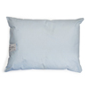 "Linens & Bedding: McKesson - Bed Pillow 19"" x 25"" Blue Reusable"