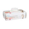 McKesson Exam Glove NonSterile Powder Free Vinyl Smooth Clear Small Ambidextrous MON 41341300