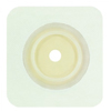 """Wound Care: Genairex - Ostomy Barrier Securi-T™ With Tape 1-3/4"""" Flange 4"""" X 4"""", 10EA/BX"""