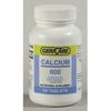 McKesson Calcium Supplement 600 mg Strength Caplet 60 per Bottle MON 41422712