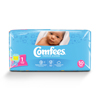 Attends Comfees® Disposable Baby Diapers, Size 1, 200 EA/CS MON 41573100