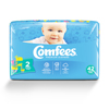 Attends Comfees® Disposable Diapers, Size 2, 42 EA/BG MON 41583101