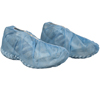 workwear: Dynarex - Shoe Cover One Size Fits Most Non-Skid BLue