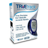 Glucose: Nipro Diagnostics - Blood Glucose Meter TRUEtrack® 10 Seconds Stores Up To 365 Results Code Chip