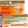 Geiss, Destin & Dunn Zinc Supplement GoodSense 60 IU / 200 mg Strength Tablet 60 per Bottle MON 41992700