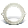 Urological Irrigation: Convatec - Irrigation Adapter Faceplate Visi-Flow® 70 mm Diameter Flange