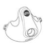 Pari Respiratory Aerosol Mask Pari LC® MON42123900