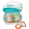 Evenflo Pacifier Bebek® 6 Months and Up, 2EA/PK MON 42181700