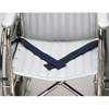 Posey Self-Releasing Safety Belt One Size Fits Most Hook and Loop Closure Rear Slide Buckle MON 42283000
