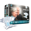 Attends Premier Heavy Absorbency Brief, Large, 12/BG MON 42363101