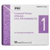 Professional Disposables Swabstick PDI Cotton Tip Wood Shaft 4, 50/BX MON 42452300