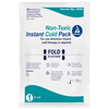 "heat and cold therapy: Dynarex - Instant Cold Pack General Purpose 5"" x 9"" Single Use"