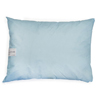 "Linens & Bedding: McKesson - Bed Pillow 20"" x 26"" Blue Reusable"