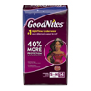 Kimberly Clark Professional GoodNites® Pull On Absorbent Underpants for Girls, Fairies, Small/Medium, 56/CS MON 43113100