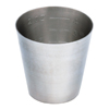 McKesson Medicine Cup Argent 2 oz. Silver Stainless Steel MON 43151200