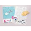 MTG Intermittent Catheter Kit MTG Cath-Lean Female 12 Fr. Without Balloon Silicone (42412) MON 43441900