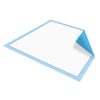 "incontinence aids: McKesson - Underpad 23"" x 36"" Disposable Fluff Light Absorbency"
