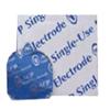 Cardio Pulmonary Monitors ECG Monitoring Electrodes: Accelerated Care Plus - Electrode 4.0X4.0 Slvr 25EA/PK