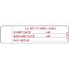 Shamrock Shamrock Scientific Pharmacy Label IV Alert (IV-4) MON 44004700