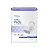 incontinence liners and incontinence pads: McKesson - Ultra Absorbency Bladder Control Pads