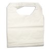 Dynarex Bib Ties Disposable Poly / Tissue, 300EA/CS MON 44501100