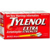 Johnson & Johnson Tylenol® 500 mg Strength Pain Relief Caplets, 24 per Bottle MON 44952700