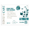 ConvaTec Skin Barrier Wipe Sensi-Care MON 45014930