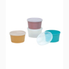 Medical Action Industries Denture Cup 8 oz. Turquoise Snap On Lid Single Patient Use, 25EA/SL MON 45092910