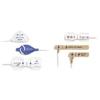 Medtronic Pulse Oximeter Sensor OxiMax Neonatal / Adult MON 45215700