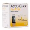 Roche Lancet Accu-Chek® FastClix Adjustable Depth Lancet 11 Depth Settings Track System, 102EA/BX MON 820615BX