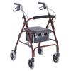 Merits Health Rollator Green Aluminum MON 46253800