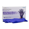 McKesson Exam Glove Confiderm 3.0 X-Large NonSterile Nitrile Standard Cuff Length Textured Fingertips Blue Not Chemo Approved, 100/BX, 10BX/CS MON 1107943CS