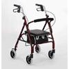 Merits Health Rollator W464 Junior Red Aluminum MON 46403800