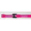 Posey Gait Belt Premium EZ Clean® 60 Inch Pink Nylon MON 46563000