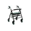 Merits Health Bariatric Rollator Blue Aluminum MON 46713800
