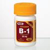 Vitamins OTC Meds Vitamin B: Watson Laboratories - Vitamin B-1 Supplement 50 mg Tablets