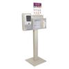 Bowman Dispensers PPE Dispenser Kit Bowman® Floor Stand MON 1004682EA
