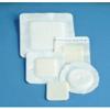 DeRoyal Foam Dressing Polyderm 4 Diameter Round Border 2- Diameter with 2 Radial Slit Sterile MON 747279BX