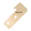 Sammons Preston Transfer Board Super Slide® 400 Lbs 7-Ply Birch Wood / Plastic MON 47097700
