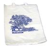 McKesson Bedside Bag Medi-Pak® 7 X 11-1/2 Inch White with Blue Floral Print Polyethylene, 100EA/BG 20BG/CS MON 47221200